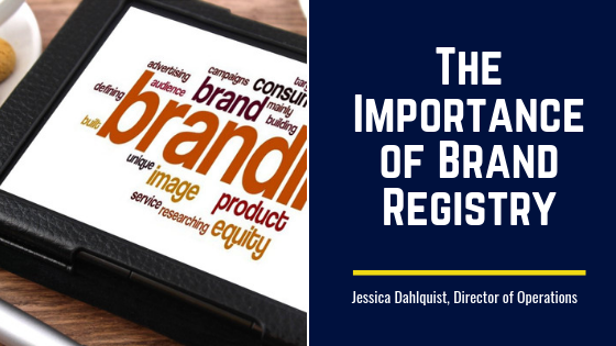The Importance of Brand Registry