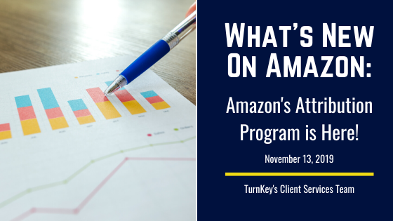 What's New on Amazon: Amazon's Attribution Program is Here!