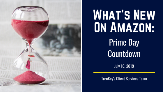 What's New on Amazon: Prime Day Countdown