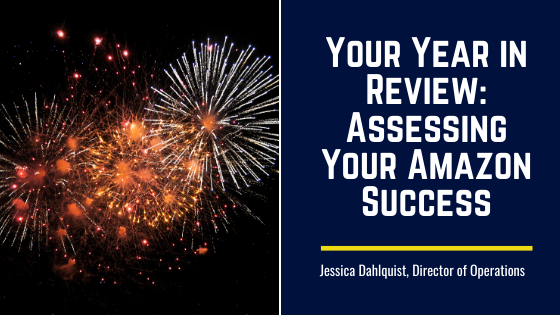 Your Year in Review: Assessing Your Amazon Success