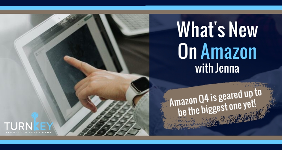 What's New on Amazon: Q4 Madness! Let's Chat About What We Know About the Holidays