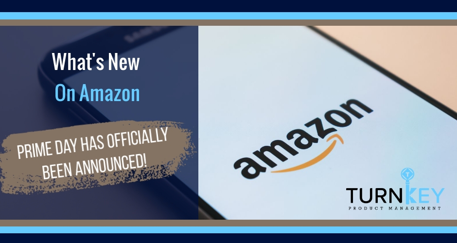 What's New on Amazon: It's been announced… are you ready?